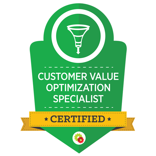 Customer Value Optimization Specialist