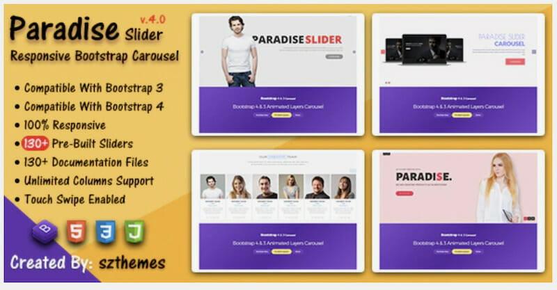 Paradise Slider